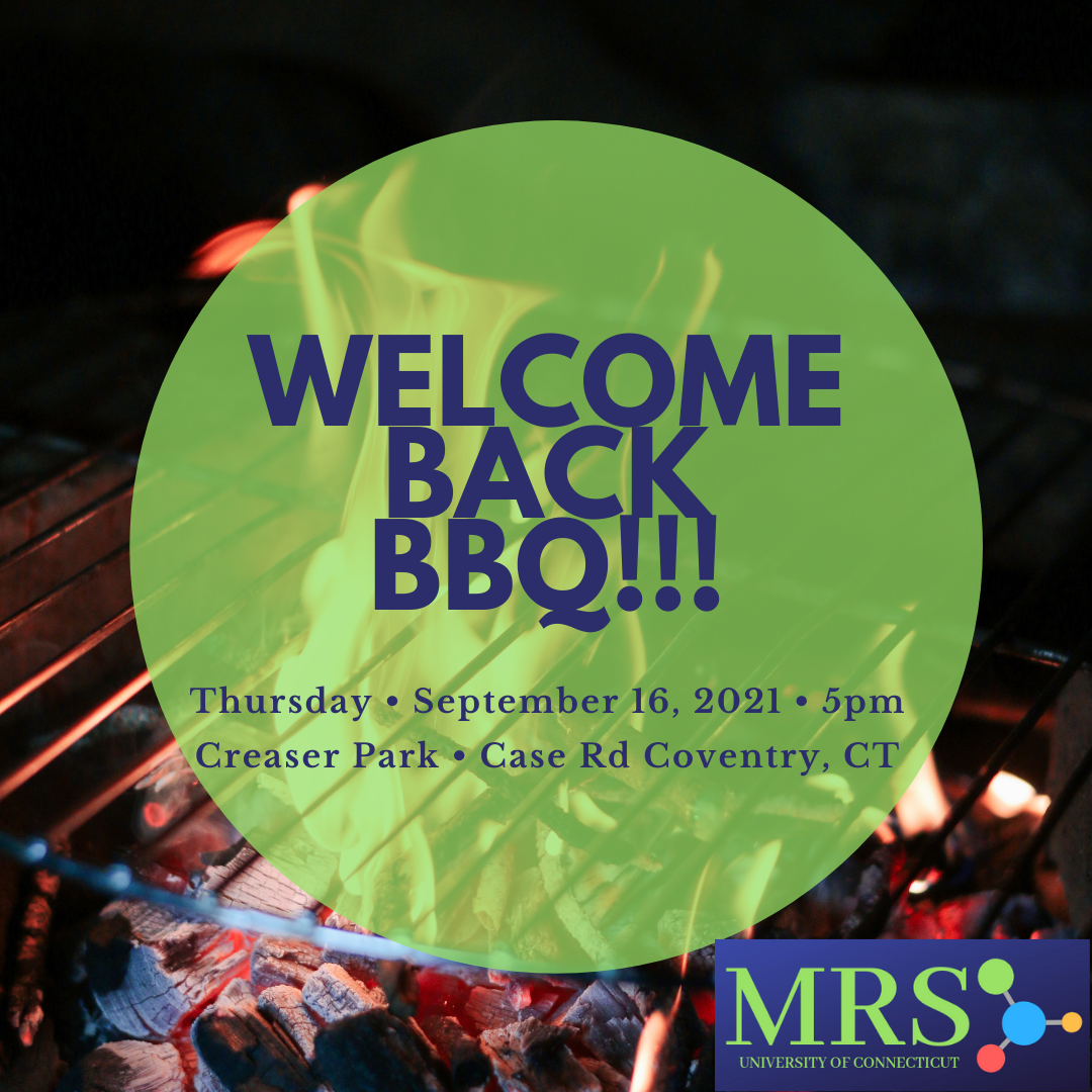 Flyer Welcome BBQ 2021
